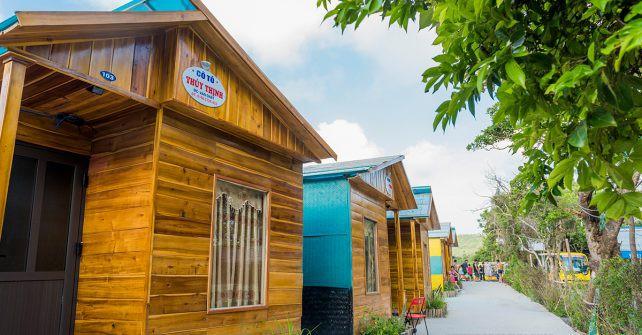 """Những homestay đẹp hút hồn tại Cô Tô (Quảng Ninh) được giới trẻ check-in """"cực mạnh"""" Hè này - 5"""