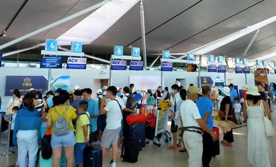 Tăng tối đa các chuyến bay giải tỏa hành khách khỏi Đà Nẵng - 1