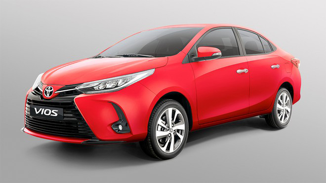 Đánh giá xe Toyota Vios 2021: Thiết kế và vận hành