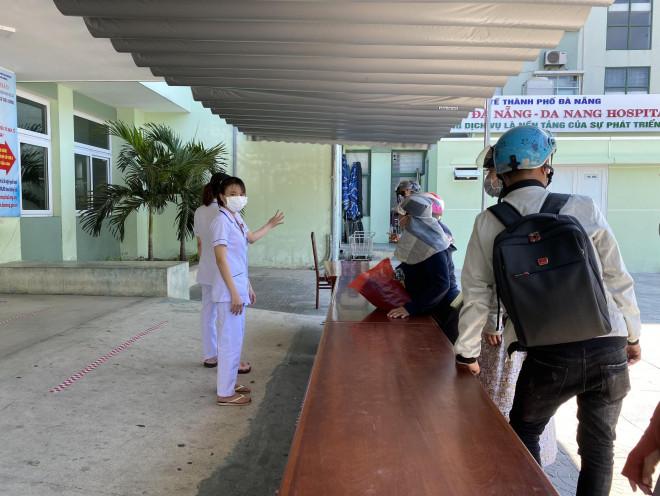 Nhiều bệnh nhân và người nhà trốn khỏi Bệnh viện Đà Nẵng trước lệnh cách ly - 1