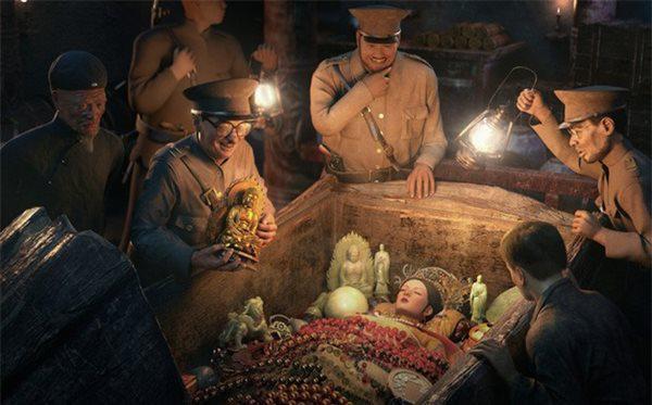 Bí mật rùng rợn về 100 đứa trẻ được chôn theo Từ Hy Thái Hậu, biết lý do người người đều căm phẫn - 6