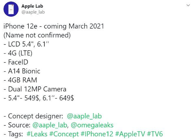 iPhone 12 4G ra mắt năm 2021, giá từ 12,73 triệu đồng - 2