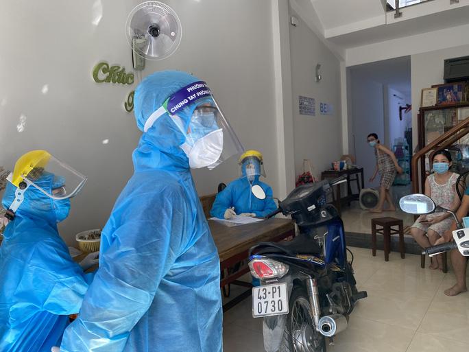 Lộ trình di chuyển dày đặc của 11 bệnh nhân nhiễm COVID-19 tại Đà Nẵng - 1