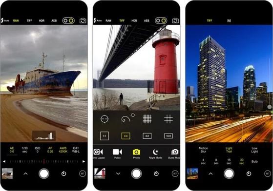 5 ứng dụng camera tốt nhất cho iPhone năm 2020 - 2