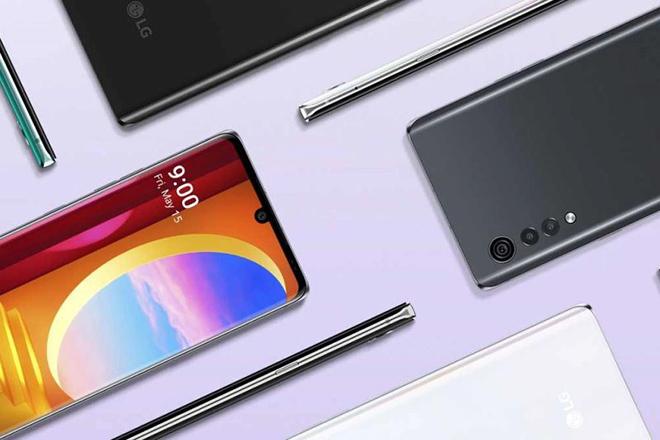 LG Velvet 4G ra mắt với giá ngon, hàng chất - 1