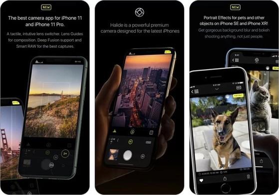 5 ứng dụng camera tốt nhất cho iPhone năm 2020 - 3