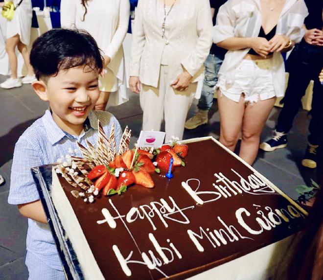 Làm sinh nhật hoành tráng cho con nhưng Khánh Thi khiến dân tình đổ dồn con mắt vì body gợi cảm - 9