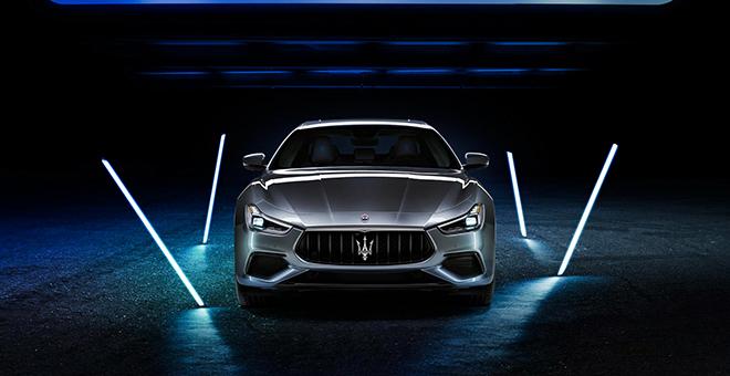 Maserati phát triển động cơ lai hybrid cho dòng xe Ghibli - 1