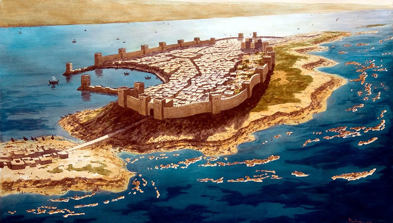 """Sứ giả bị giết dã man, Alexander đại đế nổi trận lôi đình """"tắm máu"""" 8.000 người"""