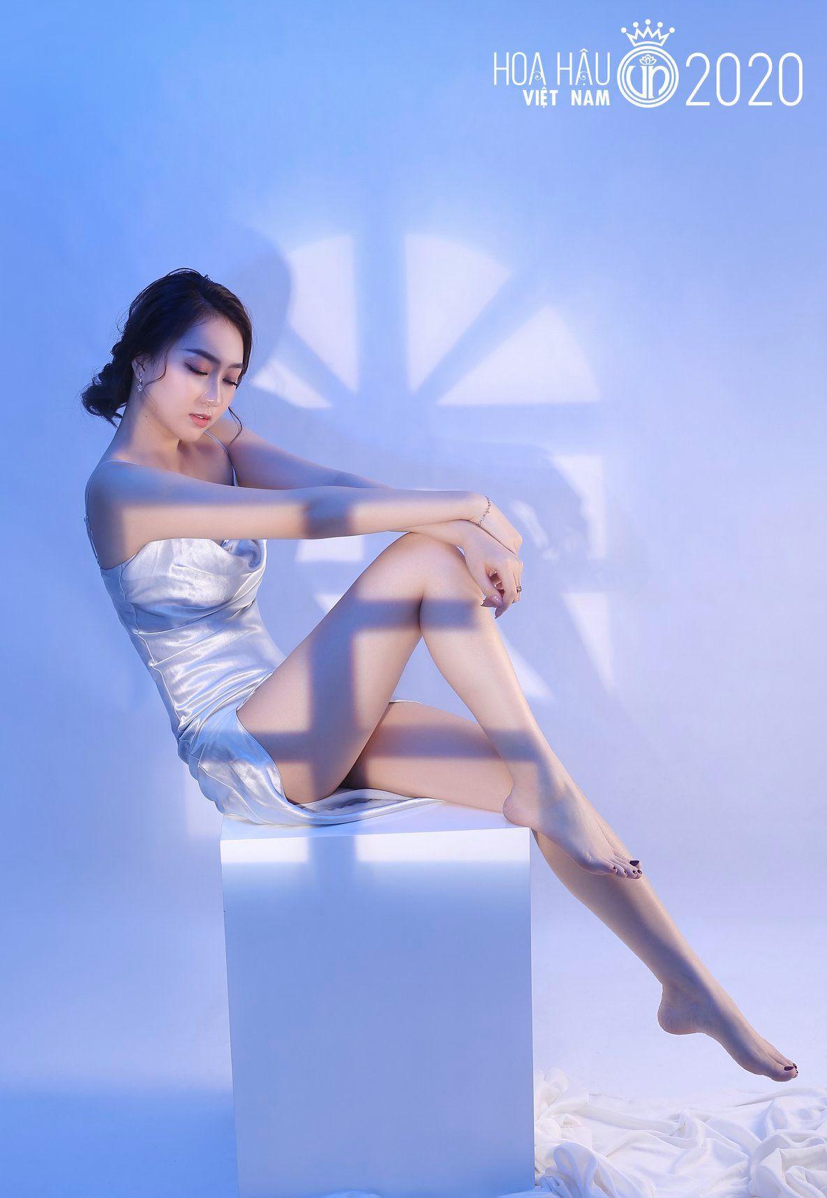 Hoa hậu Việt Nam 2020: Thí sinh nhịn cơm 3 tháng, treo lơ lửng để dáng hoàn mỹ - 1