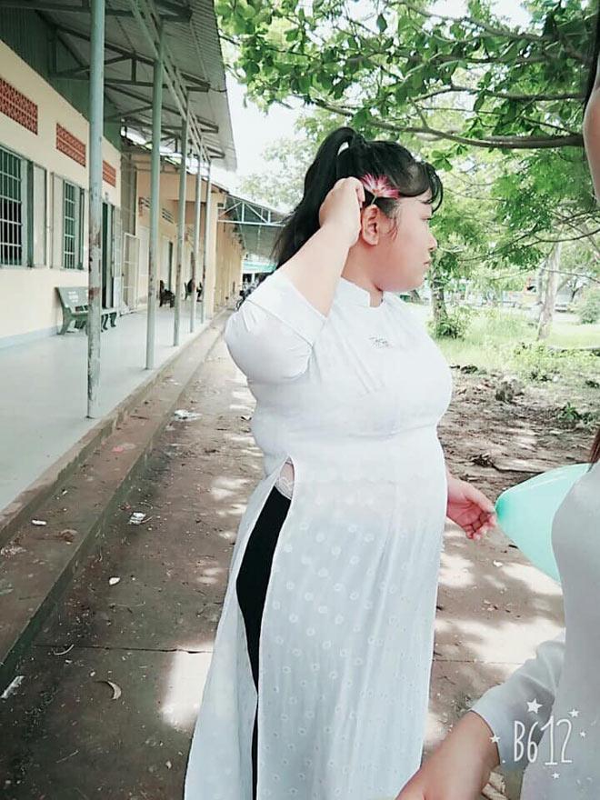 """""""Đánh bay"""" 31kg, cô gái Bến Tre khiến bạn bè sững sờ khi gặp lại - 2"""