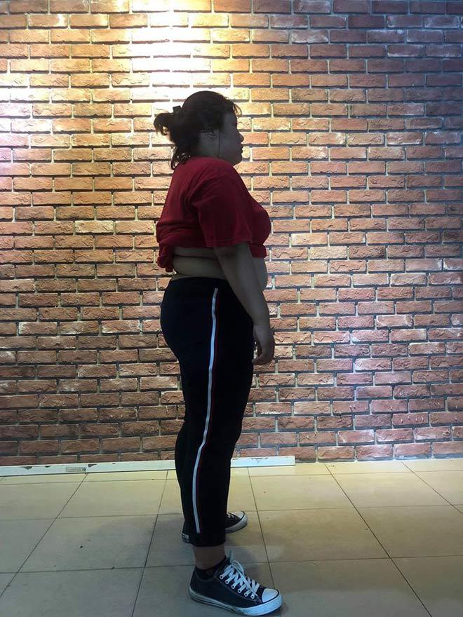 """""""Đánh bay"""" 31kg, cô gái Bến Tre khiến bạn bè sững sờ khi gặp lại - 3"""