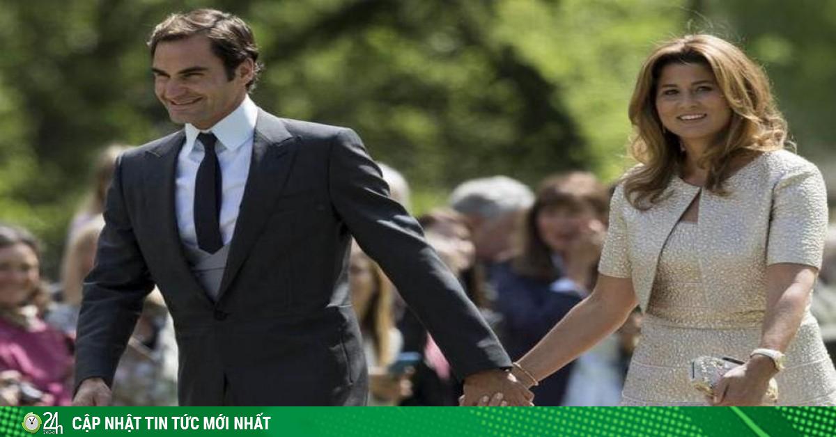 Nể vợ xinh đẹp như Federer: Quyết định chuyện chơi hay nghỉ