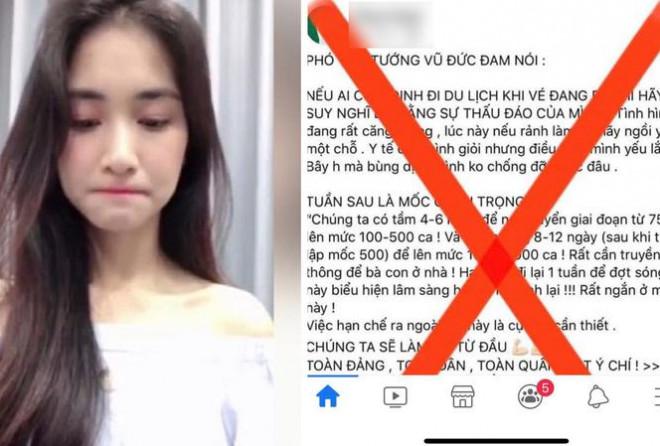 """Trước khi bị phạt 7,5 triệu đồng vì đưa tin COVID-19 sai, Hòa Minzy nhiều lần bị """"ném đá"""" - 1"""