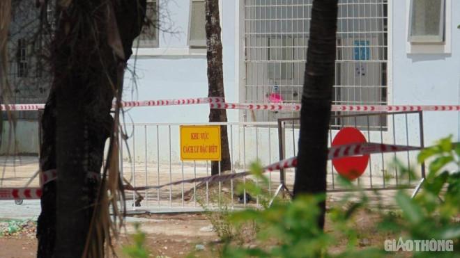 Tìm thấy tài xế container sốt 38 độ bỏ trốn khỏi khu cách ly ở Tây Ninh - 1
