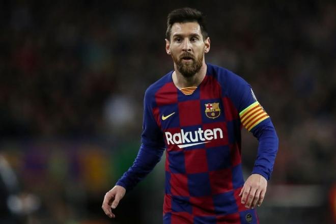 """Chấn động bóng đá châu Âu: """"Ông trùm"""" Inter muốn mua Messi 500 triệu euro - 1"""