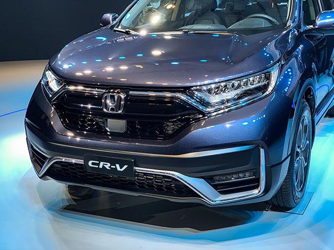 Honda CR-V bản nâng cấp chính thức ra mắt thị trường Việt, giá từ 998 triệu đồng - 7