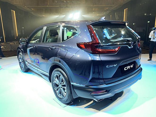 Honda CR-V bản nâng cấp chính thức ra mắt thị trường Việt, giá từ 998 triệu đồng - 5