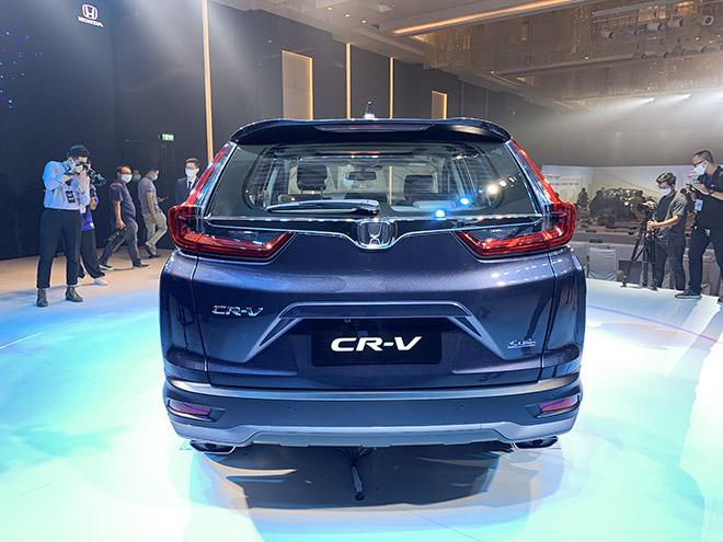 Honda CR-V bản nâng cấp chính thức ra mắt thị trường Việt, giá từ 998 triệu đồng - 6