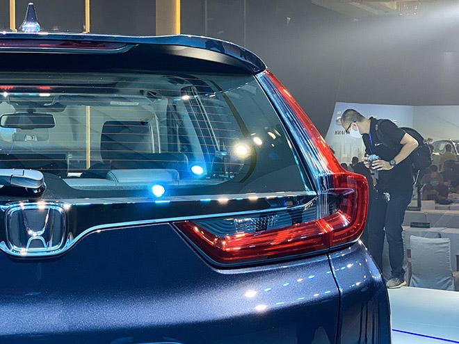 Honda CR-V bản nâng cấp chính thức ra mắt thị trường Việt, giá từ 998 triệu đồng - 4