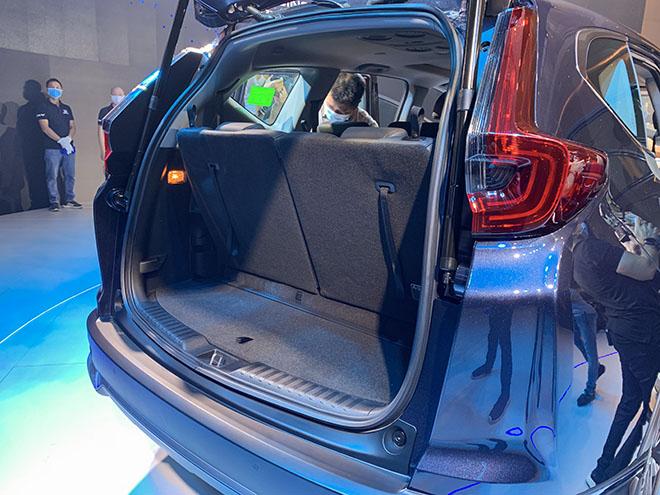 Honda CR-V bản nâng cấp chính thức ra mắt thị trường Việt, giá từ 998 triệu đồng - 13