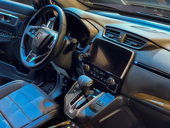 Honda CR-V bản nâng cấp chính thức ra mắt thị trường Việt, giá từ 998 triệu đồng - 9