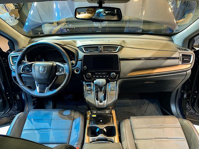 Honda CR-V bản nâng cấp chính thức ra mắt thị trường Việt, giá từ 998 triệu đồng - 10