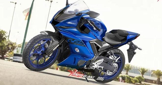 Yamaha YZF-R3 mới được tăng sức mạnh đối đầu Honda Honda CBR300RR - 1