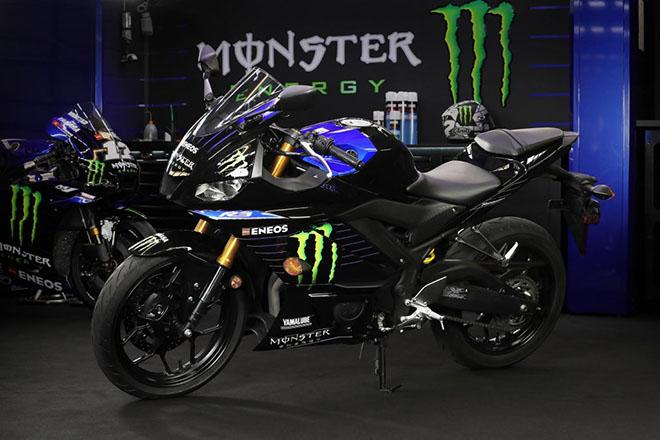 Yamaha YZF-R3 mới được tăng sức mạnh đối đầu Honda Honda CBR300RR - 2