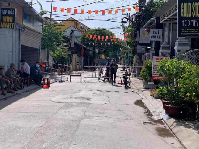 Sau Hội An, Quảng Nam tiếp tục cách ly xã hội 5 huyện, thị xã - 1
