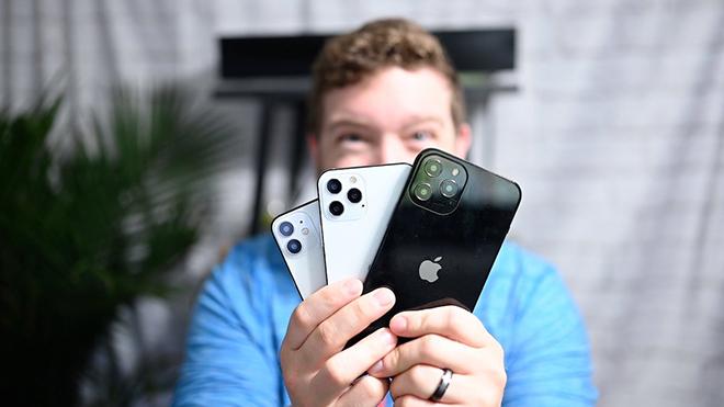 iPhone 12 5,4 inch có thể bán chạy hơn mong đợi - 1