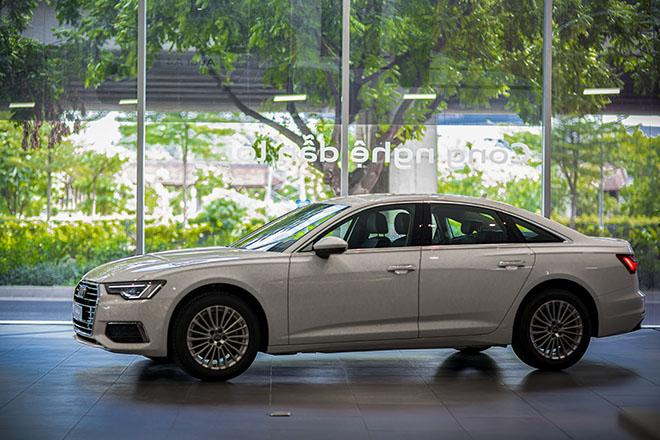Audi A6 phiên bản nâng cấp chính hãng, sẵn sàng đến tay người dùng Việt - 1