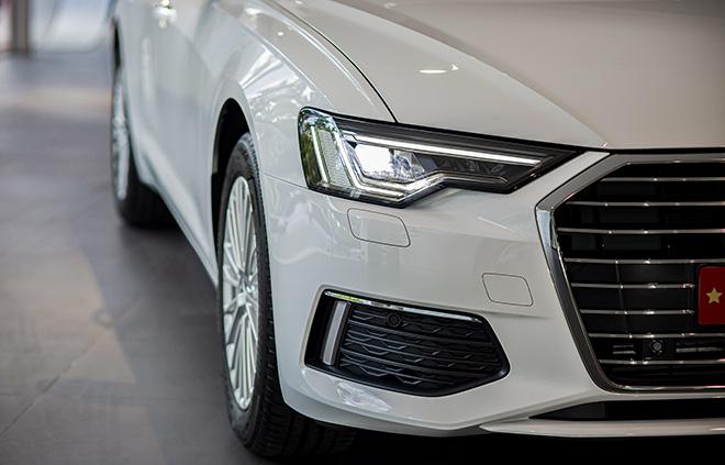 Audi A6 phiên bản nâng cấp chính hãng, sẵn sàng đến tay người dùng Việt - 4