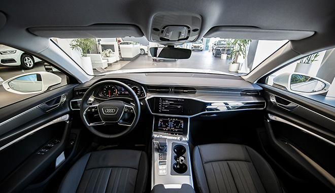 Audi A6 phiên bản nâng cấp chính hãng, sẵn sàng đến tay người dùng Việt - 11
