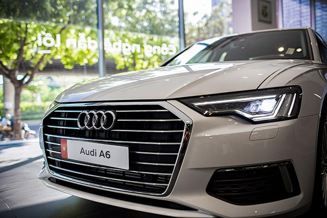 Audi A6 phiên bản nâng cấp chính hãng, sẵn sàng đến tay người dùng Việt - 3