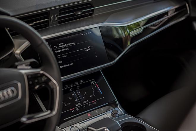 Audi A6 phiên bản nâng cấp chính hãng, sẵn sàng đến tay người dùng Việt - 14