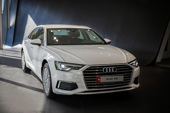Audi A6 phiên bản nâng cấp chính hãng, sẵn sàng đến tay người dùng Việt - 2