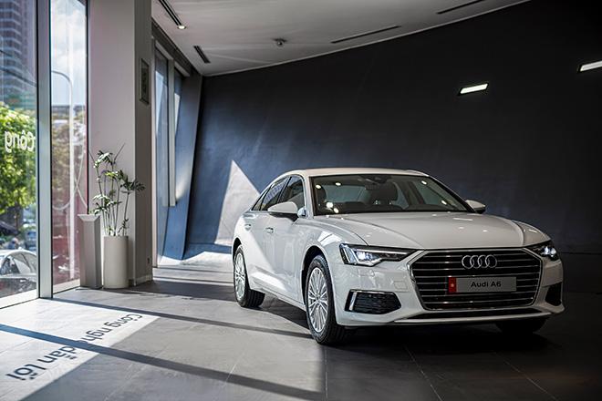Audi A6 phiên bản nâng cấp chính hãng, sẵn sàng đến tay người dùng Việt - 9