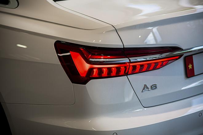 Audi A6 phiên bản nâng cấp chính hãng, sẵn sàng đến tay người dùng Việt - 8