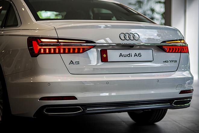 Audi A6 phiên bản nâng cấp chính hãng, sẵn sàng đến tay người dùng Việt - 7
