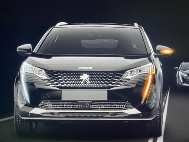 Peugeot 3008 lộ ảnh thiết kế, đối thủ cạnh tranh Mazda CX-5 và Huyndai Tucson - 2