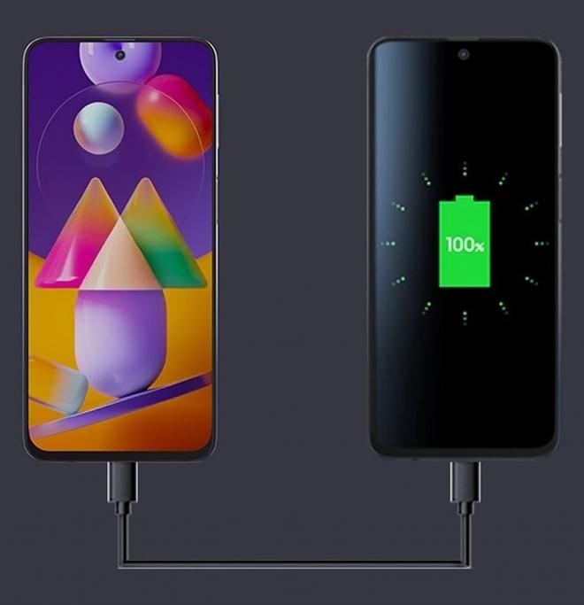 """Samsung """"trình làng"""" Galaxy M31s pin siêu lớn, giá phải chăng - 2"""
