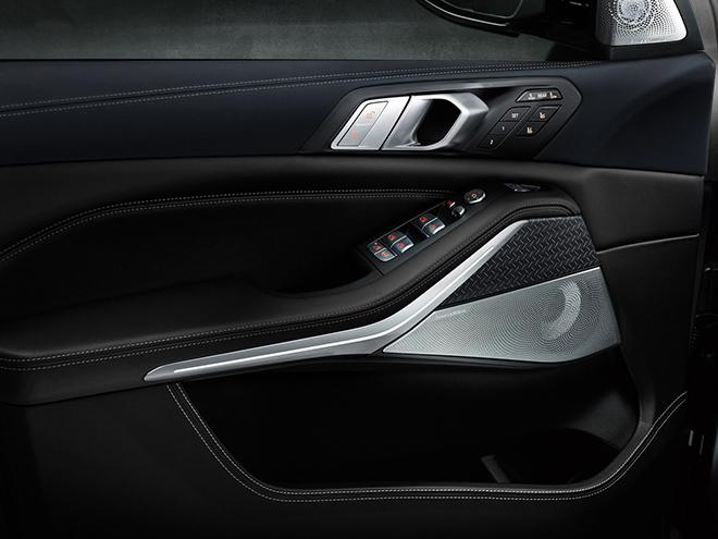 Xe SUV cỡ lớn BMW X7 ngầu hơn với gói trang bị Dark Shadow Edition - 7