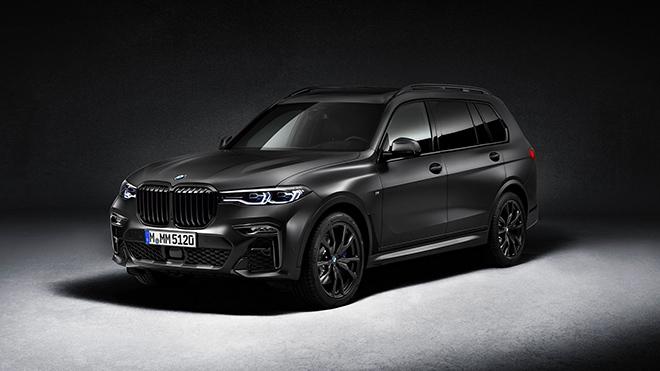 Xe SUV cỡ lớn BMW X7 ngầu hơn với gói trang bị Dark Shadow Edition - 2