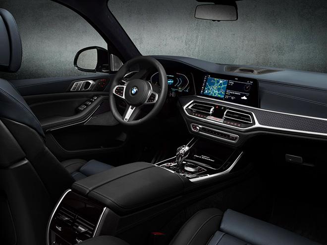 Xe SUV cỡ lớn BMW X7 ngầu hơn với gói trang bị Dark Shadow Edition - 5