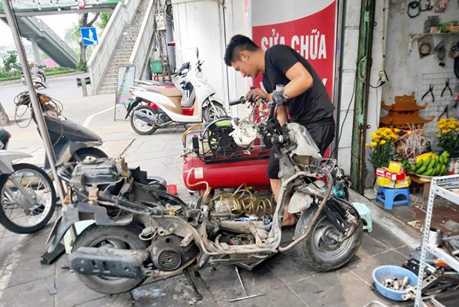 """Thị trường xe máy học sinh: Ẩn họa xe """"khoan nòng"""" để tăng tốc độ - 2"""