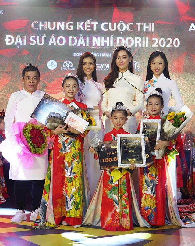Mãn nhãn với đêm chung kết của cuộc thi Đại sứ Áo dài nhí Dorii 2020 - 8