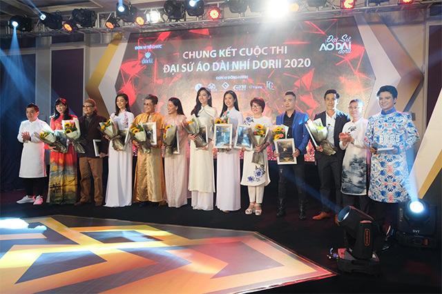 Mãn nhãn với đêm chung kết của cuộc thi Đại sứ Áo dài nhí Dorii 2020 - 1