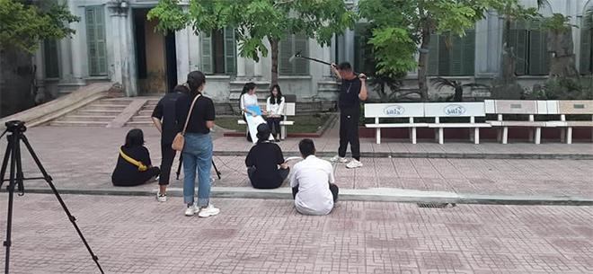 Ấn tượng với dự án làm phim đầu tay của học sinh THPT Nguyễn Khuyến Nam Định - 2