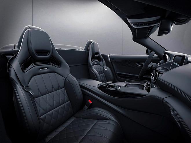 Siêu xe Mercedes-Benz AMG GT chính thức ra mắt, đi kèm một số nâng cấp mới - 8